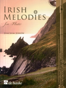IRISH MELODIES FOR FLUTE,  Book
