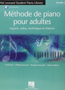 MTHODE DE PIANO POUR ADULTES VOL 2,  Book