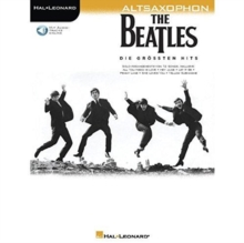 BEATLES DIE GRTEN HITS ALTSAXOPHON,  Book