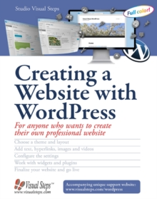 Creating a Website with WordPress, Paperback Book