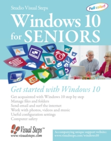 Windows 10 for Seniors, Paperback Book