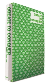 Create to Conquer, Hardback Book