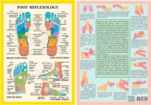 Foot Reflexology -- A2, Poster Book