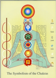 Symbolism of the Chakras, Poster Book