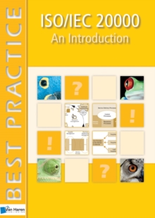 ISO/IEC 20000 an Introduction, Paperback Book