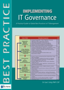 Implementing IT Governance : A Practical Guide to Global Best Practices in IT Management, Paperback / softback Book