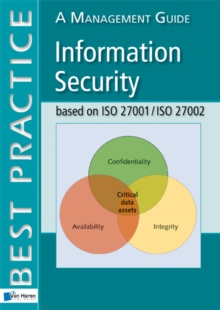 Information Security Based on ISO 27001/ISO 27002, Paperback Book