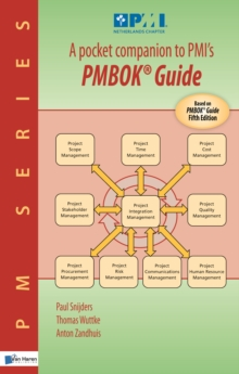 A Pocket Companion to PMIs PMBOK Guide, Paperback Book