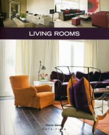 Home Series: Living Rooms, Paperback / softback Book