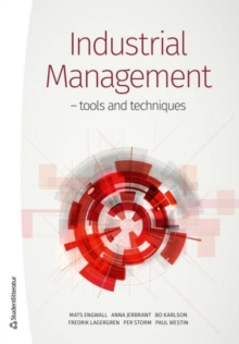 Industrial Management : Tools & Techniques, Paperback Book