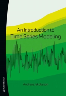 Introduction to Time Series Modeling, Paperback Book