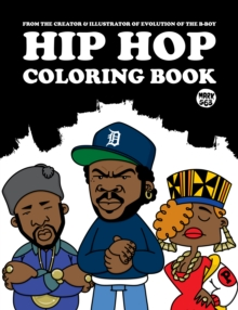 Hip Hop Coloring Book, Paperback Book