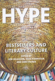 Hype : Bestsellers & Literary Culture, Paperback / softback Book