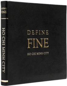 Define Fine City Guides Ho Chi Minh City, Leather / fine binding Book