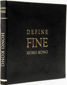 Define Fine City Guide Hong Kong, Leather / fine binding Book