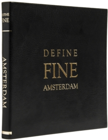 Define Fine City Guide Amsterdam, Leather / fine binding Book