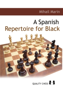 A Spanish Repertoire for Black, Paperback / softback Book