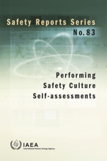 Performing Safety Culture Self-Assessments, Paperback / softback Book