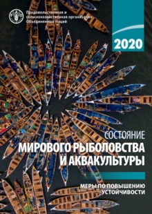 The State of World Fisheries and Aquaculture 2020 (Russian Edition) : Sustainability in action, Paperback / softback Book