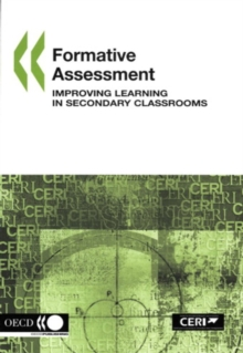 Formative Assessment Improving Learning in Secondary Classrooms, PDF eBook