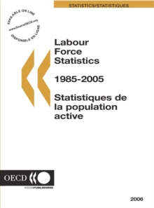 Labour Force Statistics 2006, PDF eBook
