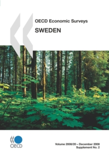 OECD Economic Surveys: Sweden 2008, PDF eBook