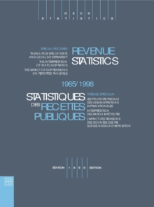 Revenue Statistics 1999, PDF eBook