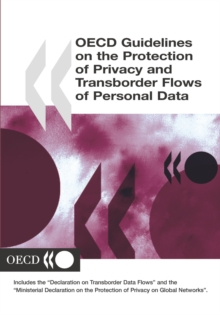 OECD Guidelines on the Protection of Privacy and Transborder Flows of Personal Data, PDF eBook