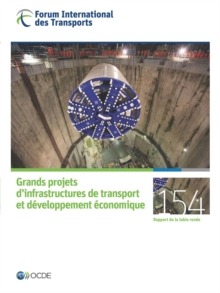Tables rondes FIT Grands projets d'infrastructures de transport et developpement economique, PDF eBook