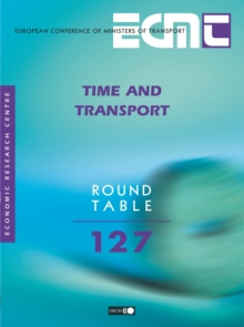 ECMT Round Tables Time and Transport, PDF eBook