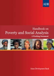 Handbook on Poverty and Social Analysis : A Working Document, EPUB eBook