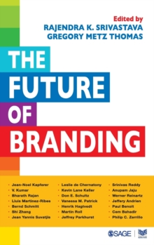 The Future of Branding, Hardback Book