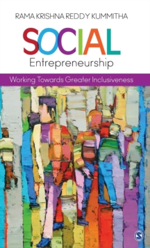 Social Entrepreneurship : Working towards Greater Inclusiveness, Hardback Book