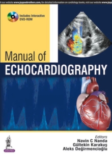 Manual of Echocardiography, Paperback Book