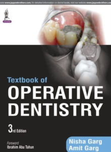 Textbook of Operative Dentistry, Paperback Book