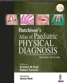 Hutchison's Atlas of Paediatric Physical Diagnosis, Hardback Book