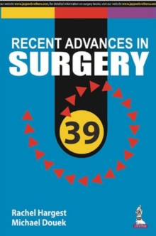 Taylor's Recent Advances in Surgery 39, Paperback Book