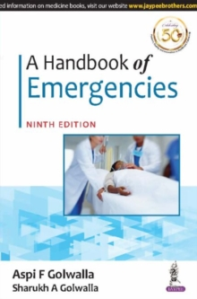 A Handbook of Emergencies, Paperback / softback Book