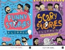 Flipped : Funny Stories/Scary Stories, Paperback / softback Book
