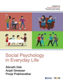 Social Psychology in Everyday Life, Paperback / softback Book