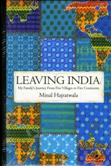 LEAVING INDIA, Paperback Book