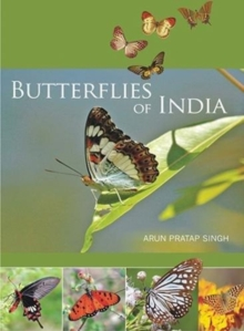 Butterflies of India, Paperback Book