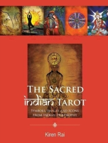 The Sacred Indian Tarot, Hardback Book