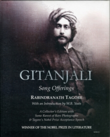 Gitanjali: Song Offerings (Collector's Edition), Hardback Book