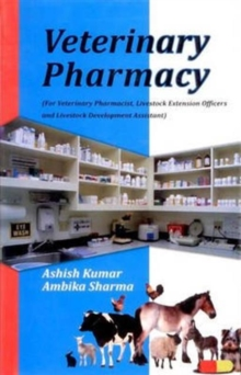 Veterinary Pharmacy, Hardback Book