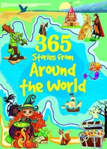 365 Stories from Around the World, Hardback Book