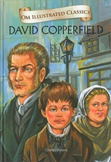 Om Illustrated Classics David Copperfield, Hardback Book