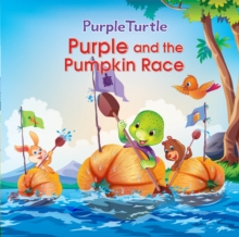 Purple and the Pumpkin Race, EPUB eBook