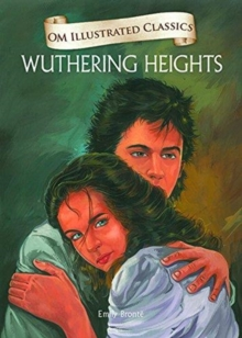 Om Illustrated Classics Wuthering Heights, Hardback Book