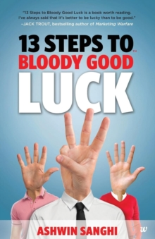 13 Steps to Bloody Good Luck, Paperback Book